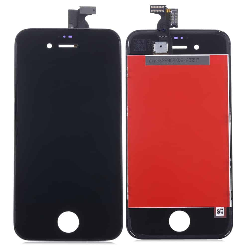 iphone 4 black lcd repair. Black Bedroom Furniture Sets. Home Design Ideas