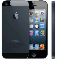 iPhone 5 Black/Slate 64gb