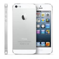 iPhone 5s White/Silver 16gb