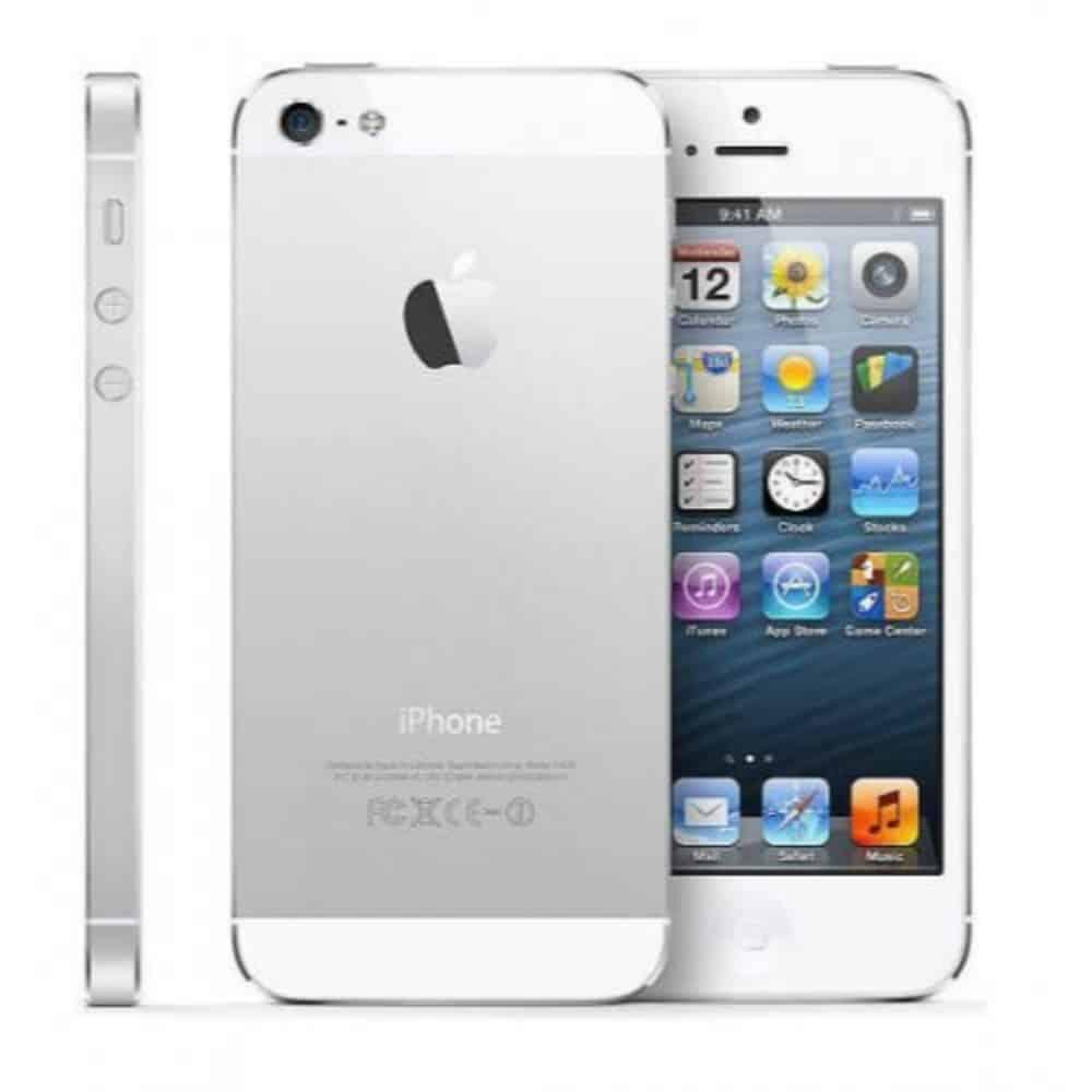Beste iPhone 5s Silver 16gb KH-56