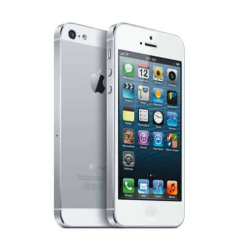 iPhone 5 White/Silver 16gb