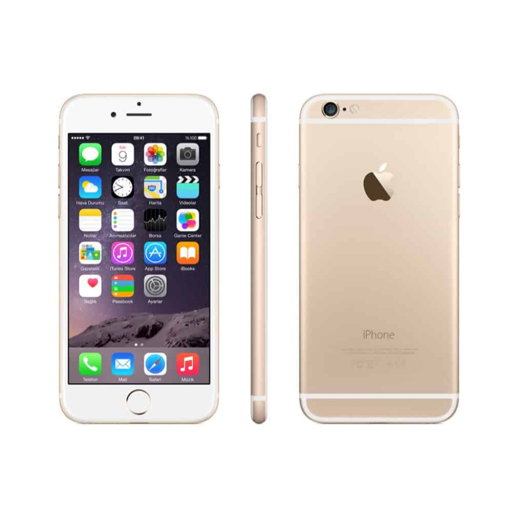 iphone 6 plus gold 128gb. Black Bedroom Furniture Sets. Home Design Ideas