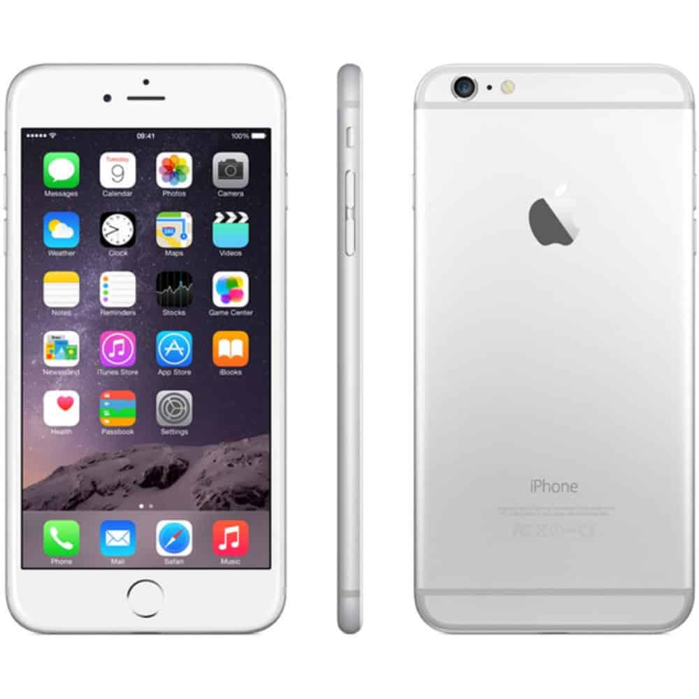 iPhone 6 Plus Silver 16gb