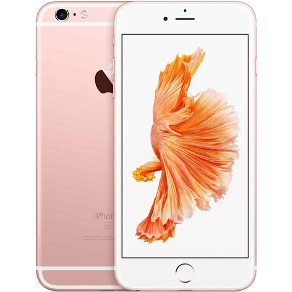iPhone 6s Plus Space Rosegold 16gb