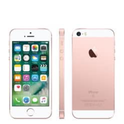 iPhone SE Space Rosegold 64gb