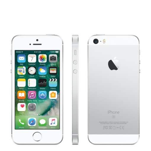 iPhone SE Silver 64gb