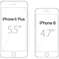 iPhone 6 Plus v iPhone 6