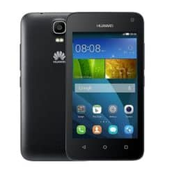 Black Huawei Y3