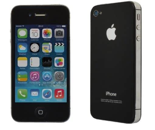 Black Apple iPhone 4s 16gb