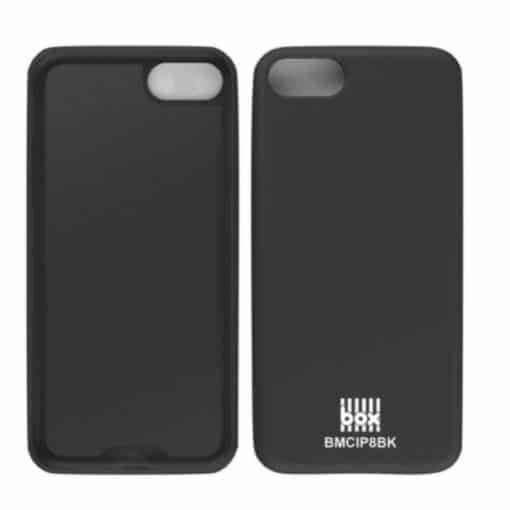box iPhone 8 Case Black