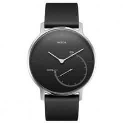 Black Nokia Steel Activity Smart Watch