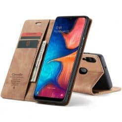 Case Me Samsung Galaxy A20e Brown Case