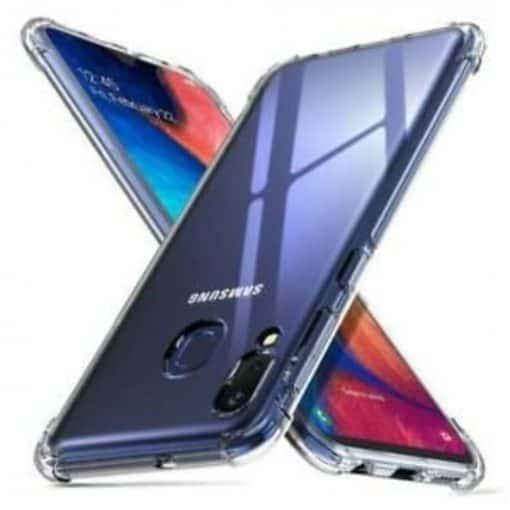 Samsung Galaxy A20E (A202) Clear Case